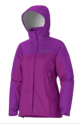 Perfect Packable Rain Jacket Walking Women