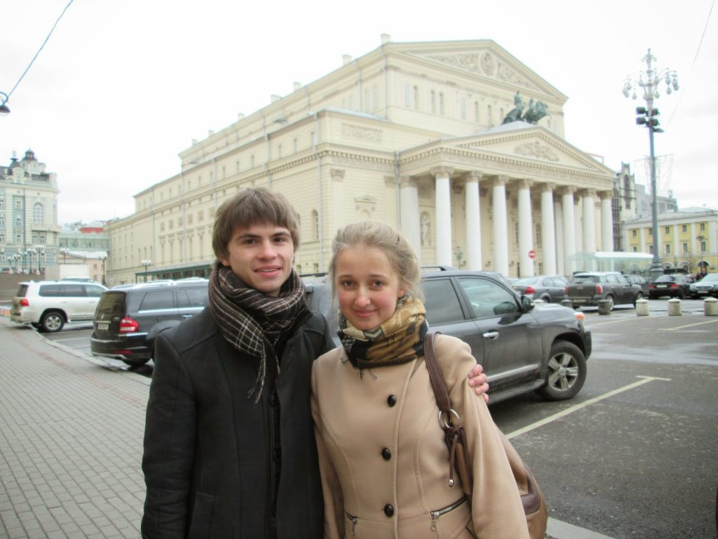 Spending a Week in Moscow