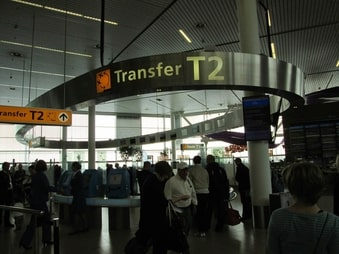 3 Hours in Amsterdam Airport