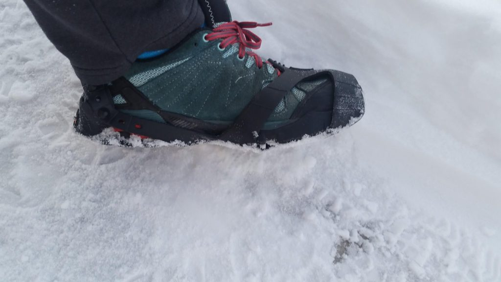 Product Review Korkers Ultra Ice Cleats