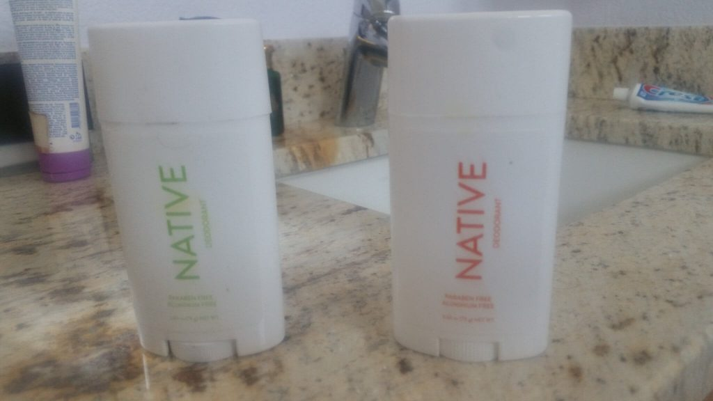 native deodorant stops stink and wet