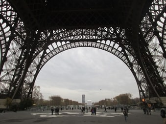 5 Unusual Places Photo Eiffel Tower