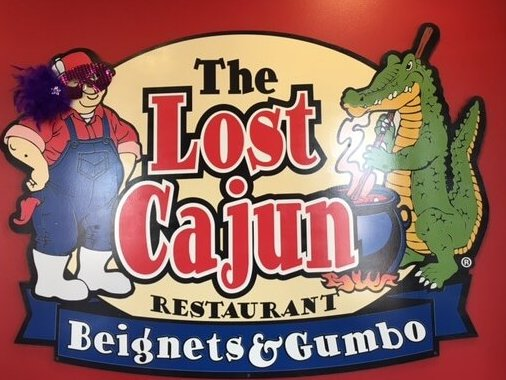 Lost Cajun Food Review