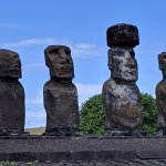 Walking and Biking Easter Island Rapa Nui