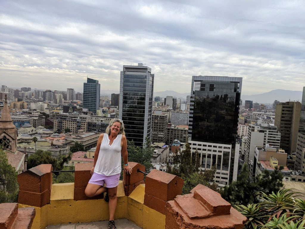 Living a Month in Santiago Chile