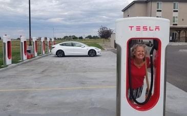 My First Long-Distance Road Trip in a Tesla Model 3
