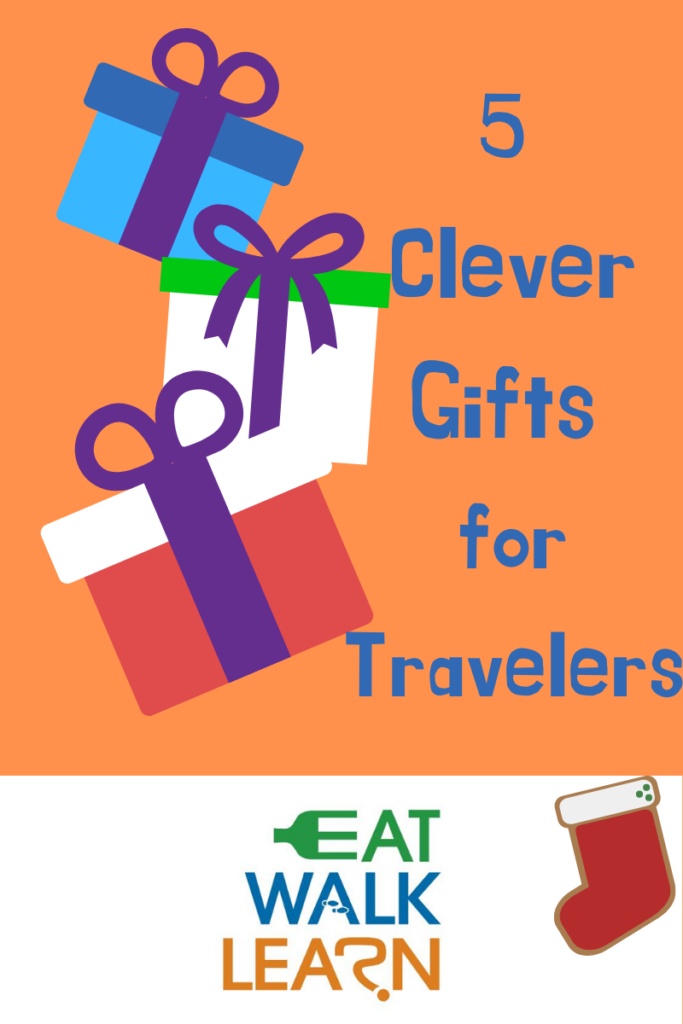 5 Clever Gifts for Women Travelers