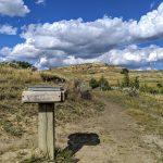 50 Hikes 50 States Project--North Dakota