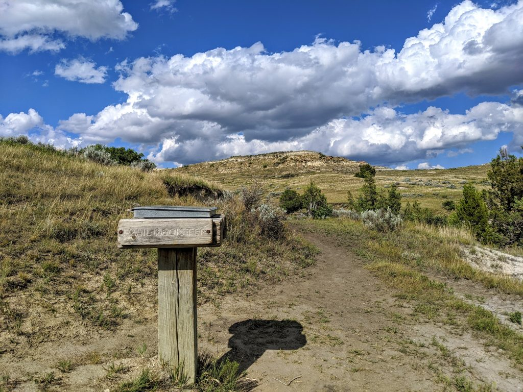 50 Hikes 50 States Project–North Dakota