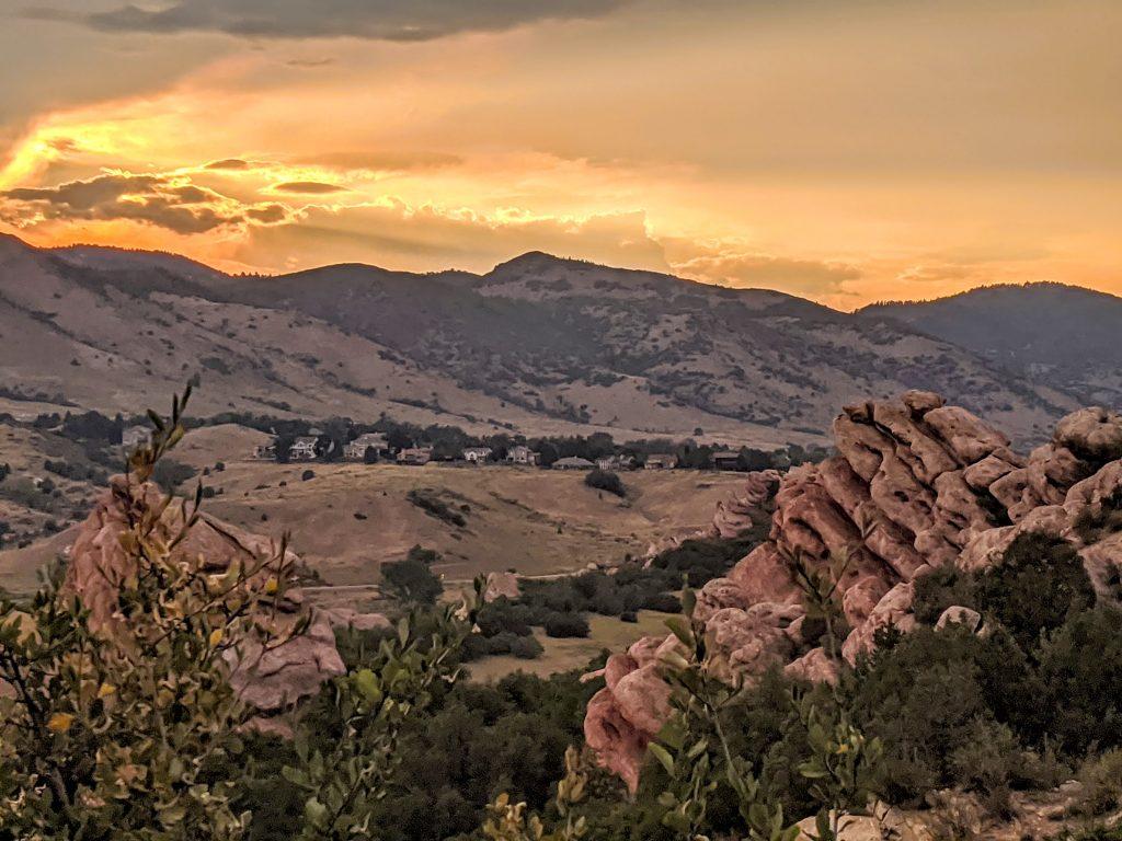 the perfect trail in colorado