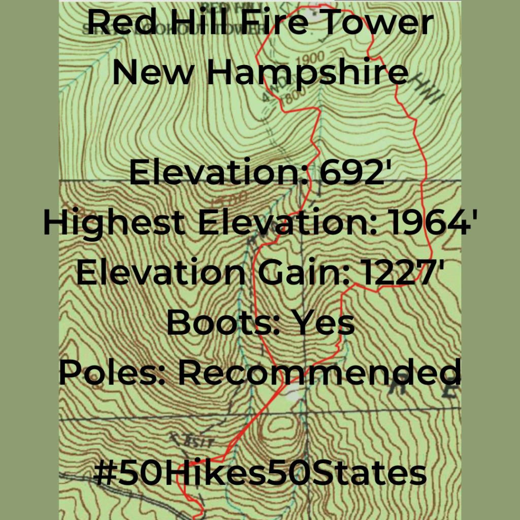 new hampshire hike