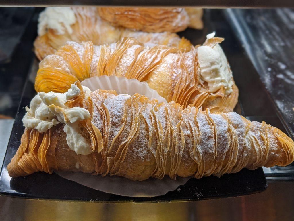 italian pastry