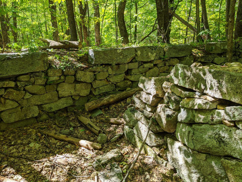 root cellar ruins