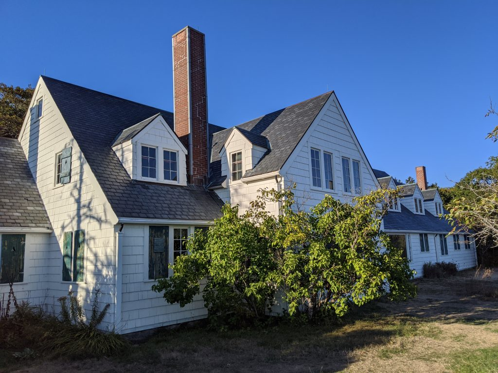 historic maine cottage
