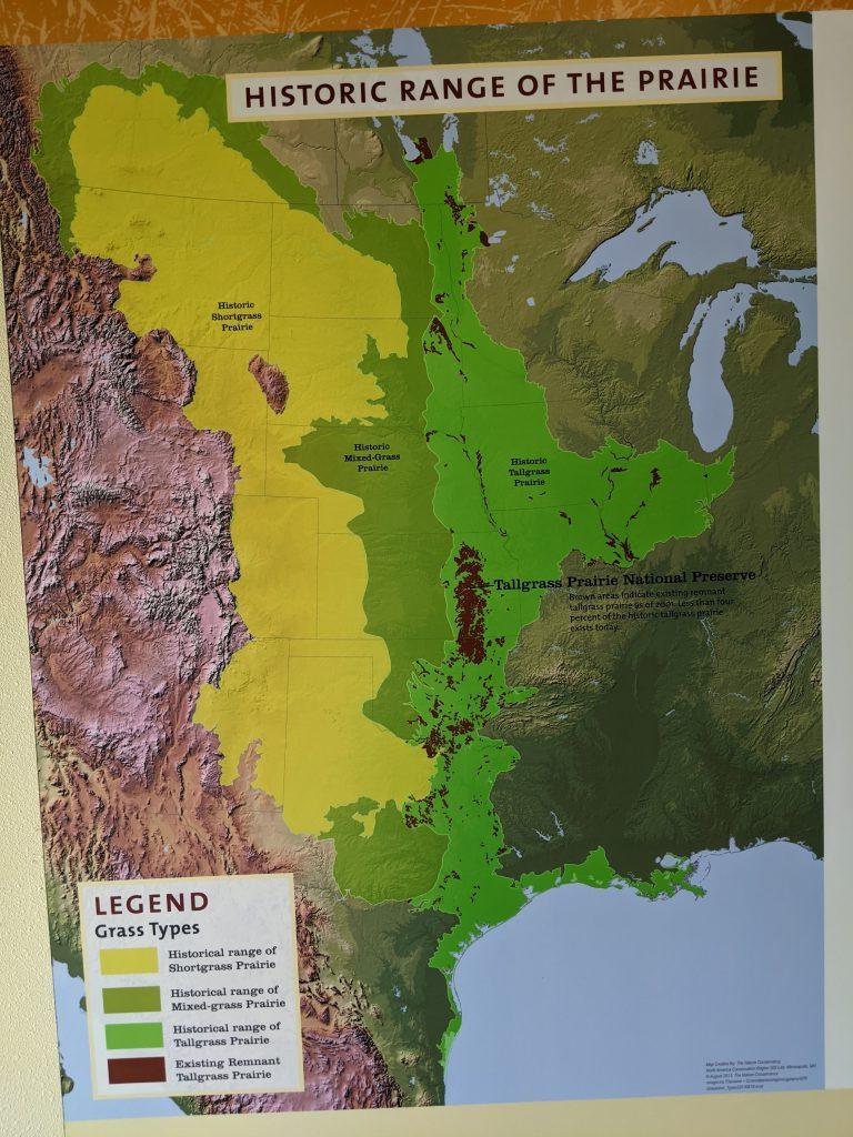 grass range map