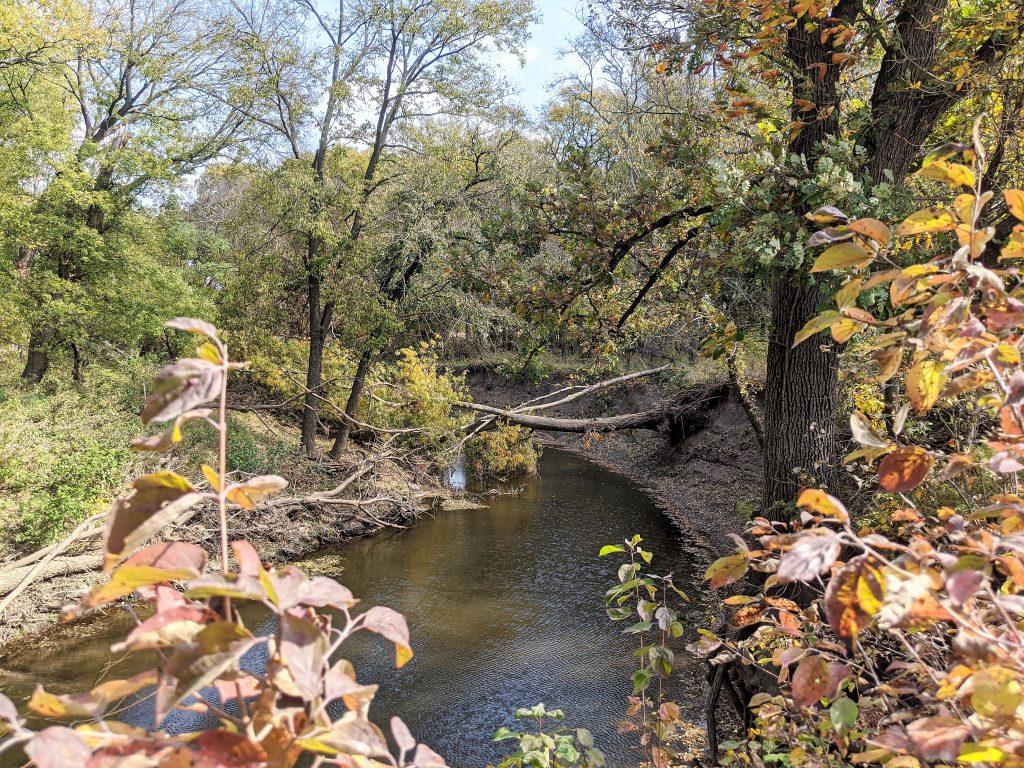 creek in kansas