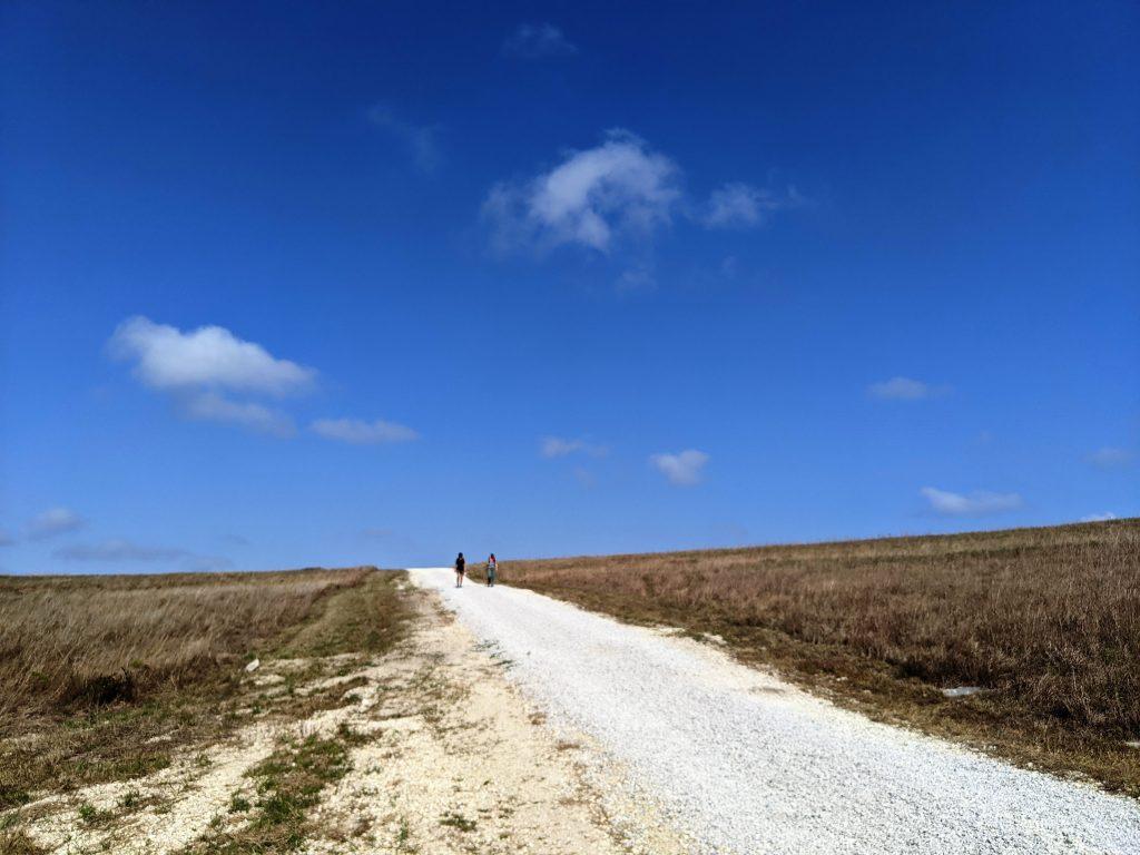 kansas trail