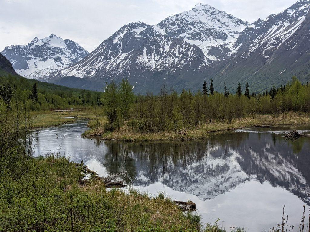 chugach mountains alaska