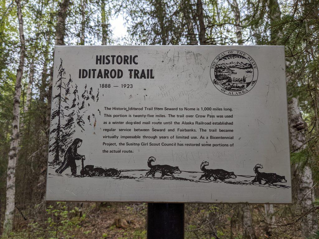 iditaro history