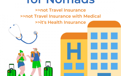 Buying Medical Health Insurance for Our Nomad Life