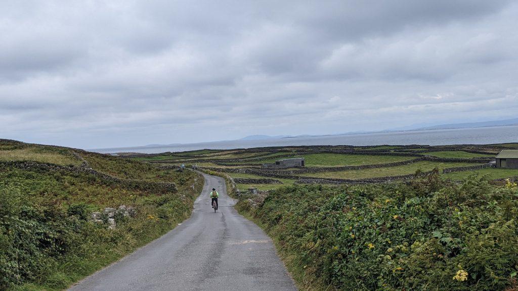 bike on irish lane