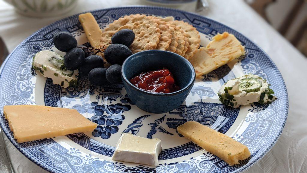 homemade irish cheeses