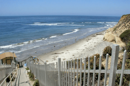 Take a Good Walk in Solana Beach, California