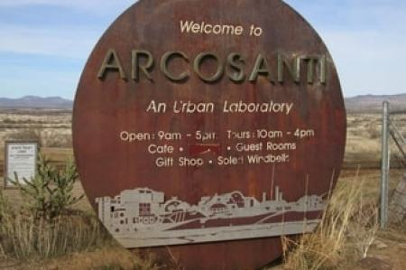 Visiting Arcosanti in the Middle of the Arizona Foothills