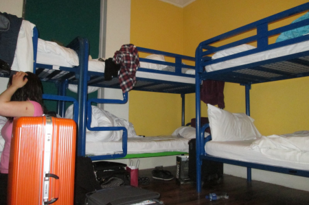 Dear European Hostel Owner